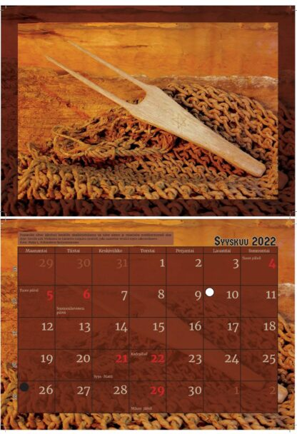 Kansanperinnekalenteri 2022